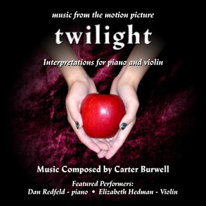Twilight - Interpretations for Piano and Violin - Carter Burwell