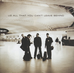 All That You Can't Leave Behind Albumcover