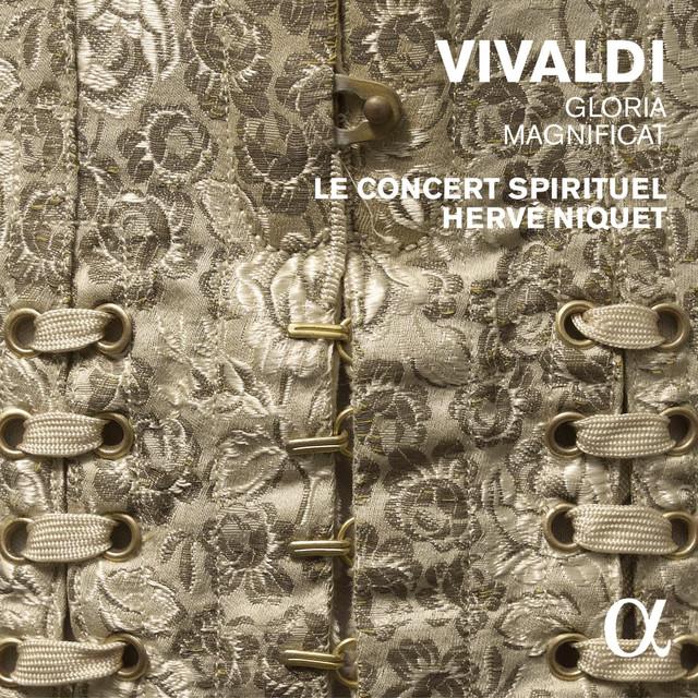 Vivaldi: Gloria & Magnificat Albumcover