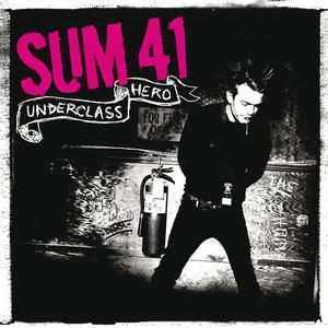 Underclass Hero Albumcover