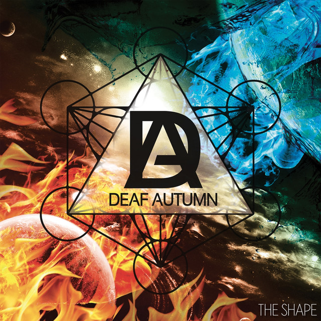 Album cover for The Shape by Deaf Autumn