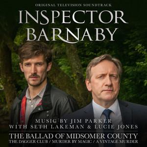 Inspector Barnaby (Original Television Soundtrack) Albumcover