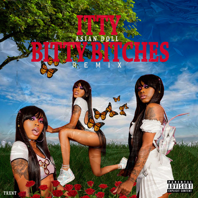 Itty Bitty Bitches (Asian Doll Remix)
