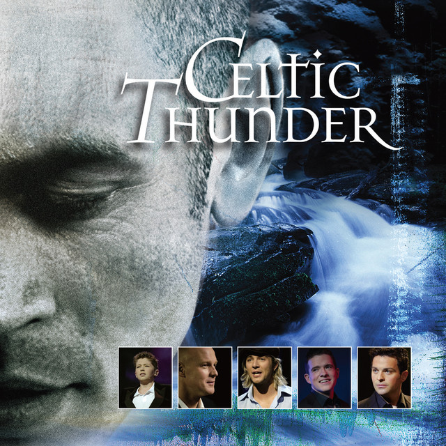 Celtic Thunder The Show album cover