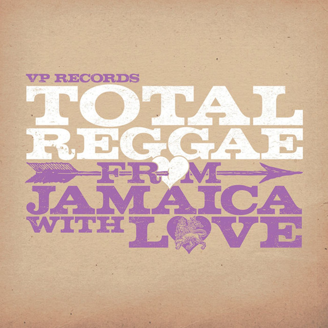 Various Artists From Jamaica With Love album cover