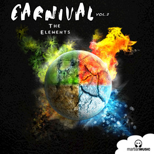 Carnival: Vol. 2 (The Elements) Albumcover