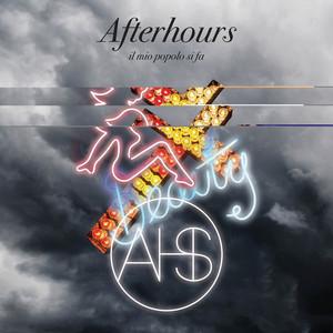 Afterhours Il Mio Popolo Si Fa cover