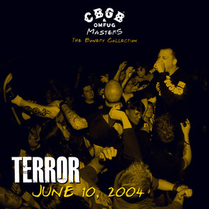 CBGB OMFUG Masters: Live June 10, 2004 The Bowery Collection Albumcover