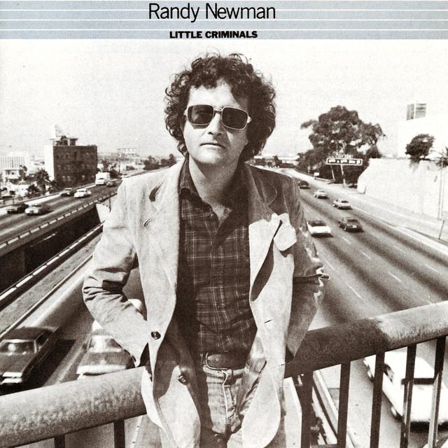 Randy Newman Little Criminals album cover