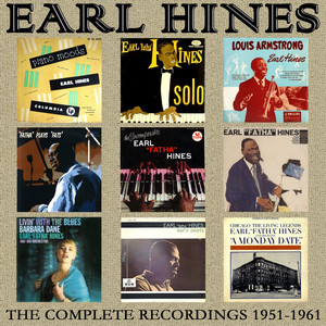 Earl Hines You're Getting To Be A Habit With Me cover