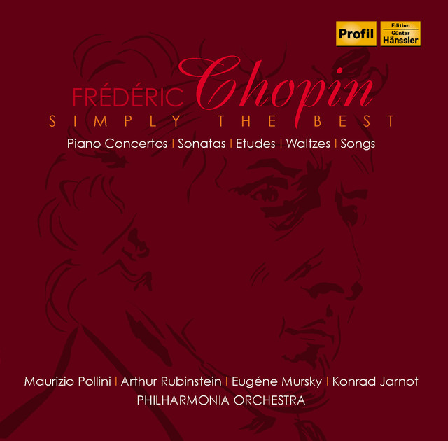 Chopin: Simply the Best Albumcover