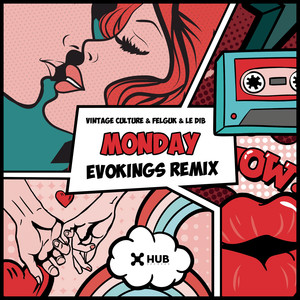 Monday (Evokings Remix) Albümü