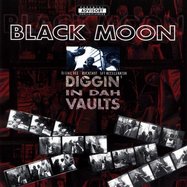 Six Feet Deep By Black Moon