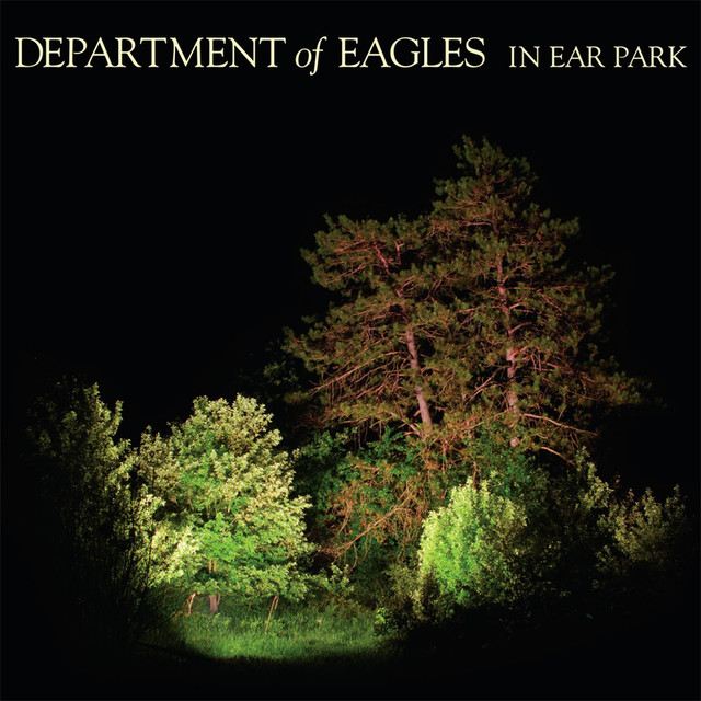 Album cover for In Ear Park by Department Of Eagles