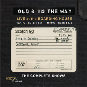 The Complete Boarding House Shows album
