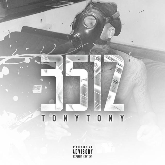 Album cover for 3512 by Tony Tony