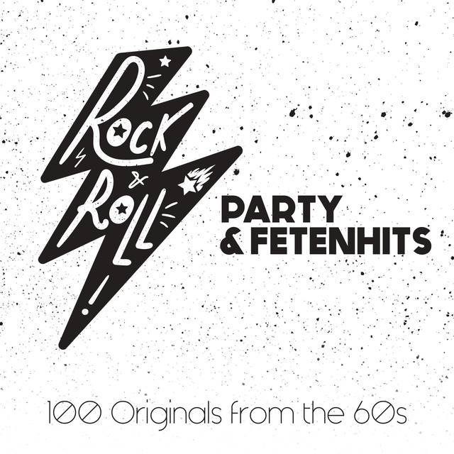 Rock'n'Roll Party & Fetenhits: 100 Originals from the 60s