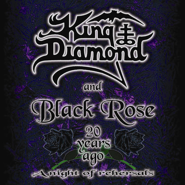 King Diamond 20 Years Ago - A Night of Rehearsal album cover