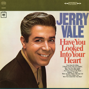 Jerry Vale There Are Such Things cover