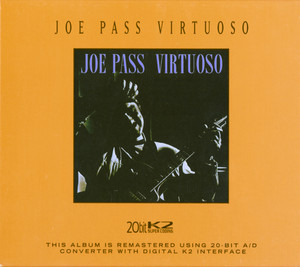 Joe Pass Stella by Starlight cover