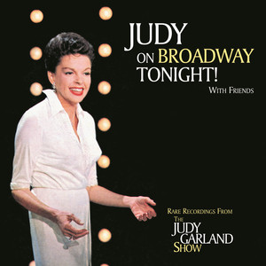Judy Garland Give My Regards to Broadway cover
