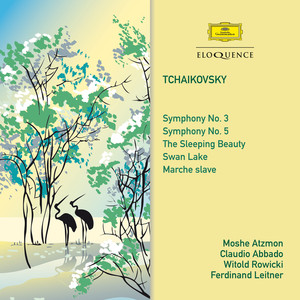 Tchaikovsky: Symphonies 3 & 5 / The Sleeping Beauty / Swan Lake / Marche Slave Albümü