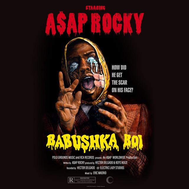 A$AP Rocky - Babushka Boi cover