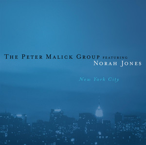 Norah Jones, Peter Malick New York City cover