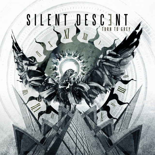 Album cover for Turn To Grey by Silent Descent