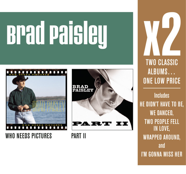 More By Brad Paisley