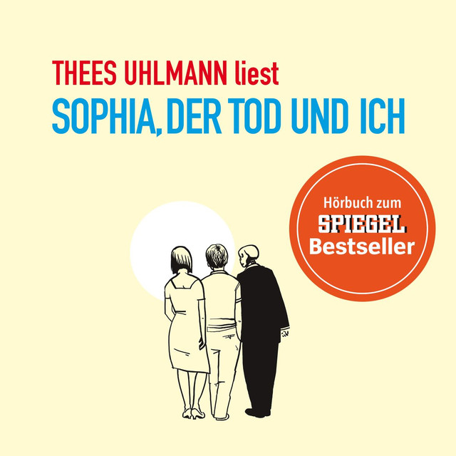 Album cover for Sophia, der Tod und ich by Thees Uhlmann