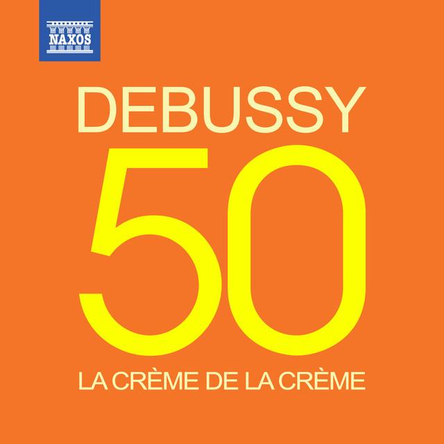 La crème de la crème: Debussy Albumcover
