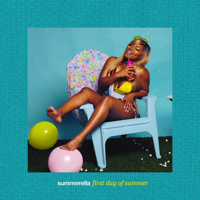 Album cover for First Day of Summer by Summerella
