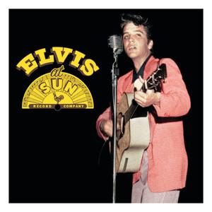 Elvis At Sun Albumcover