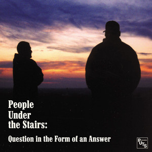 Question in the Form of an Answer Albumcover