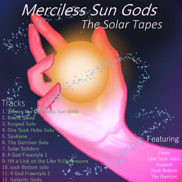 The Solar Tapes by Merciless Sun Gods on Spotify