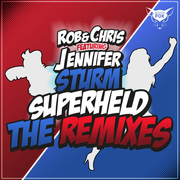 Superheld 2018 (The Remixes)