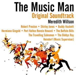 The Music Man (Original Soundtrack) album