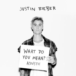 What Do You Mean? (Acoustic Version) Albümü