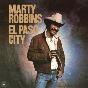 Marty Robbins Way Out There cover