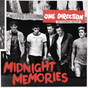 Midnight Memories (Deluxe) Albumcover