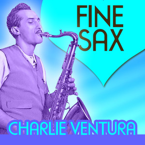 Charlie Ventura, Jazz Saxophone Ain't Misbehavin' cover
