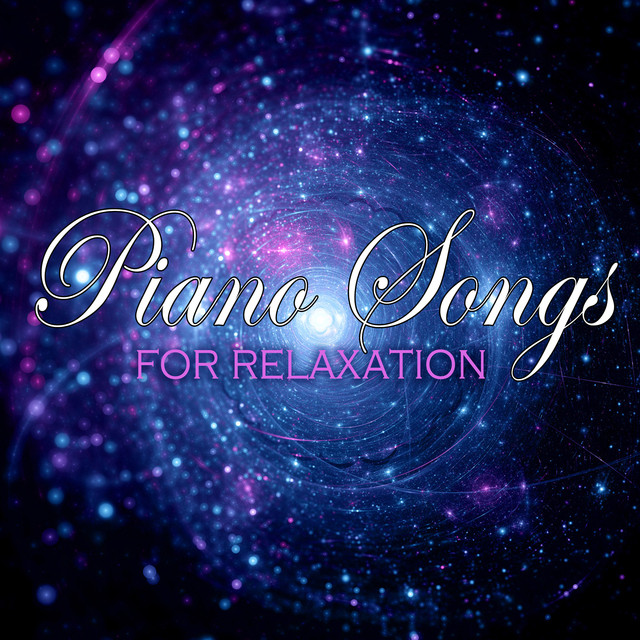 Piano Songs For Relaxation Albumcover