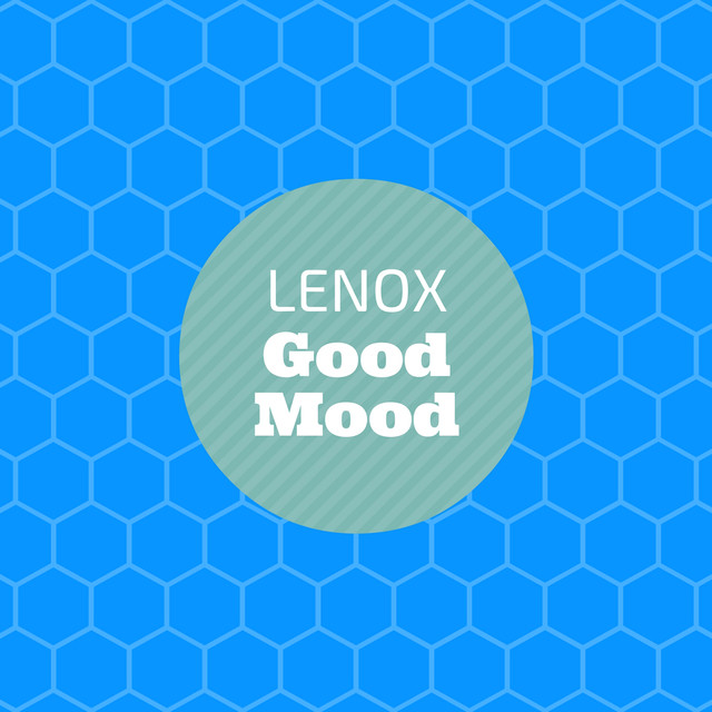 Album cover for Good Mood by Lenox