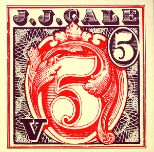 J.J. Cale Friday cover