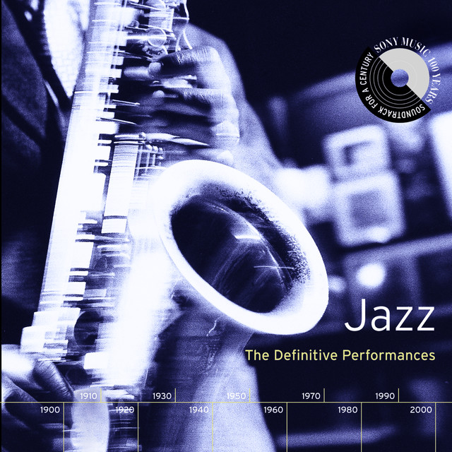 Various Artists Jazz: The Definitive Performances album cover