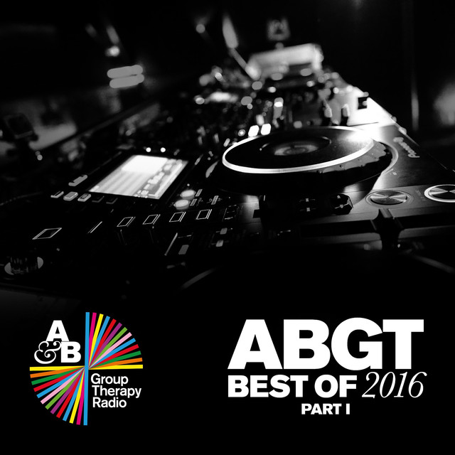 Album cover for Group Therapy Best of 2016 pt. 1 by Above & Beyond