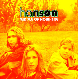 Hanson Yearbook cover