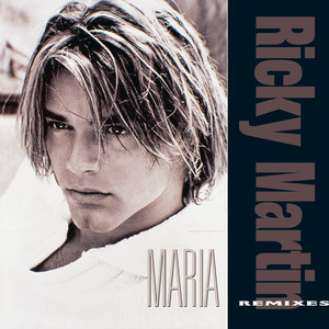 MARIA (Remixes) Albumcover