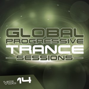 Global Progressive Trance Sessions, Vol. 14 Albumcover